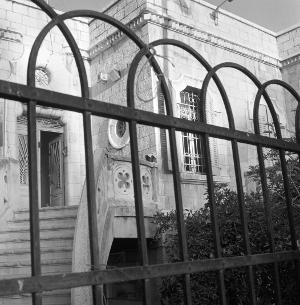 Info palestine 1948 souvenir d une for Ancienne maison libanaise